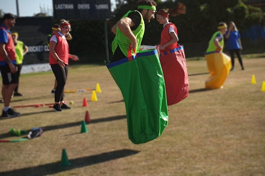 Old School Sports Day Wantage