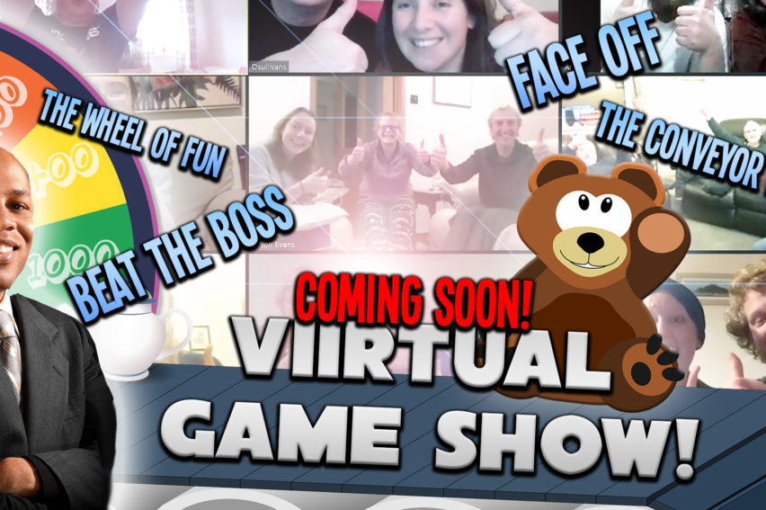 The Big Virtual Game Show